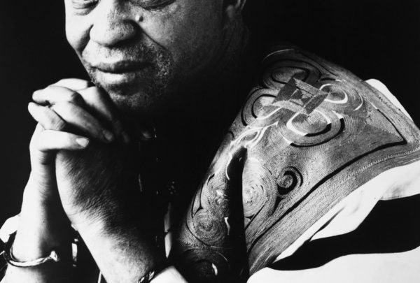 SALIF KEITA (1949- ). / Malian singer and songwriter. Photograph, c1995. Granger Historical Picture Archive / Alamy Stock Photo