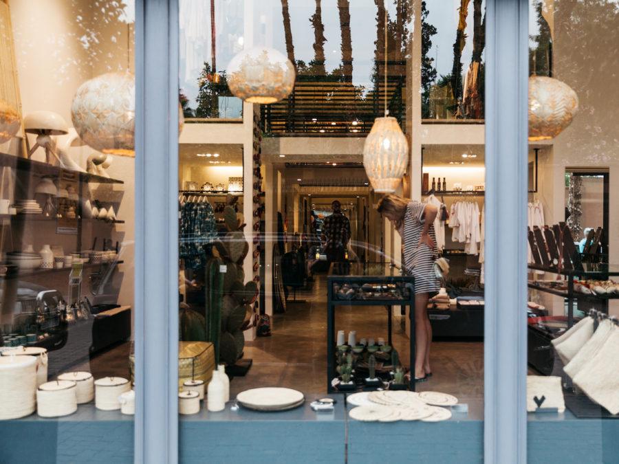 33 Rue Majorelle, a concept store in Marrakech
