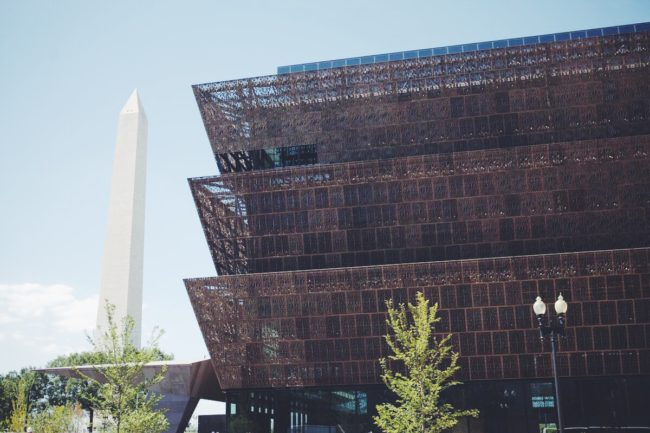 The National Museum of African American History and Culture