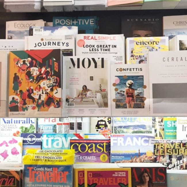 WHSmith Paris