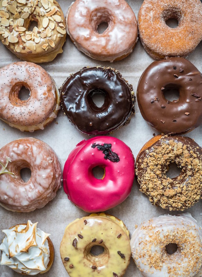 Dough Donuts (© Dough Donuts)